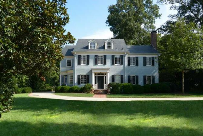 Druid Hills Home In Georgia